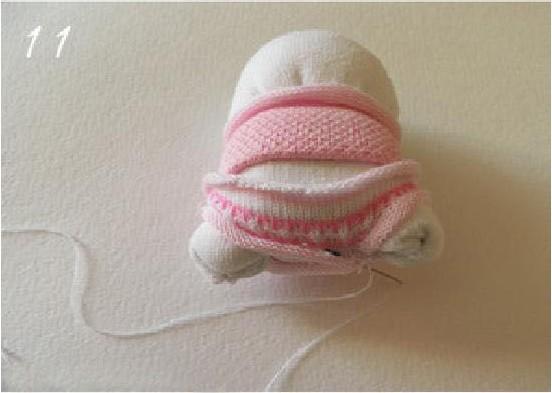 Шьем игрушки из носков (10)