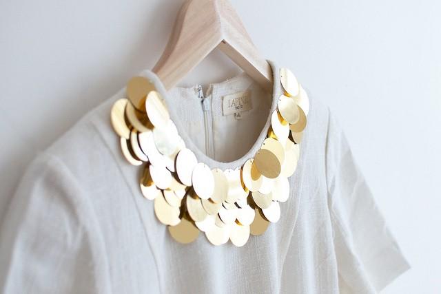 Как переделать старое платье в стильное и красивое (12)