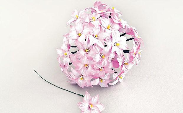 Красивые цветы из бумаги. Мастер-класс (20)