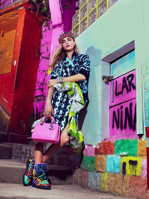 Модная фотосессия в журнале Vogue (3)