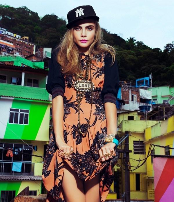 Модная фотосессия в журнале Vogue (4)