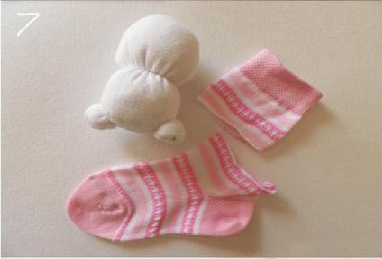 Шьем игрушки из носков (6)