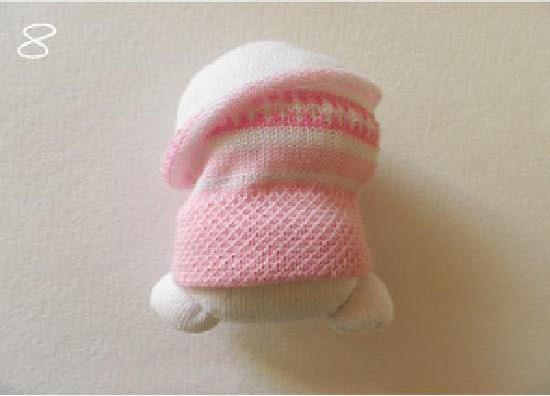 Шьем игрушки из носков (7)
