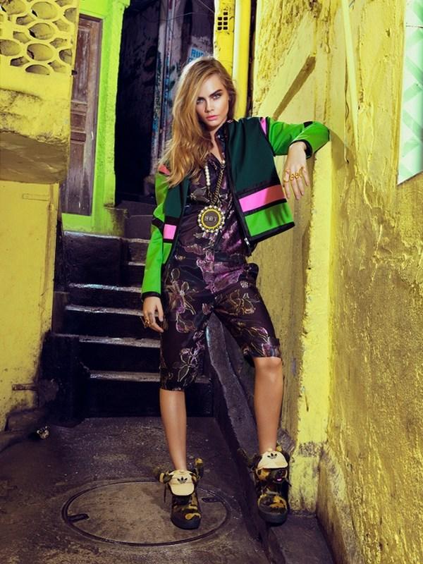 Модная фотосессия в журнале Vogue (8)