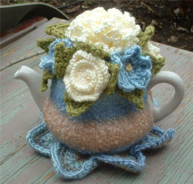 грелки на чайник своими руками (9)
