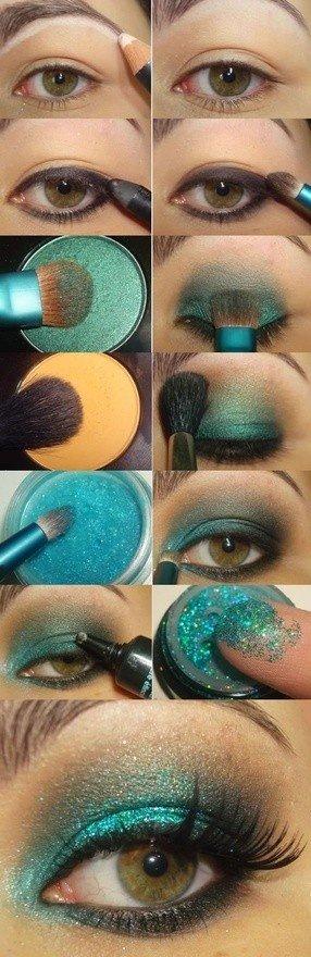 Бесподобный макияж для глаз: шаг за шагом (1)