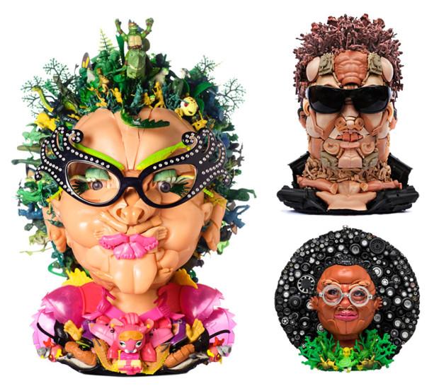 Игрушки скульптуры (1)