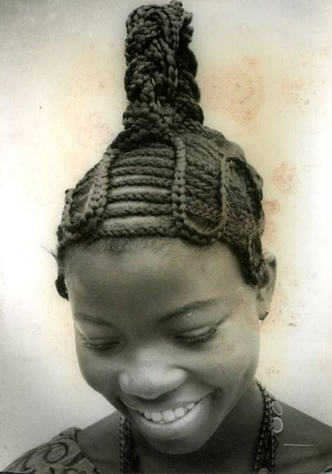 Прически девушек Африки (2)