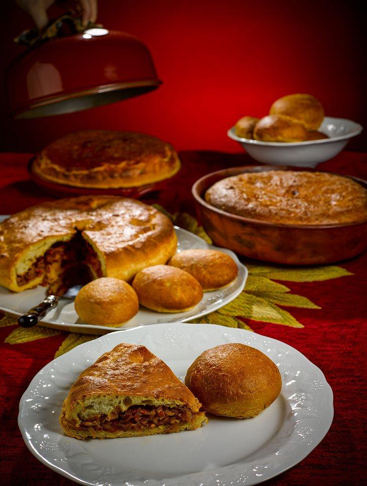 Пироги с капустой (1)