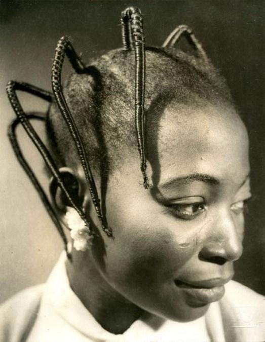 Прически девушек Африки (13)