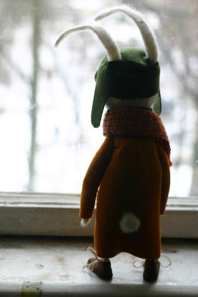 Волшебные войлочные куклы (18)