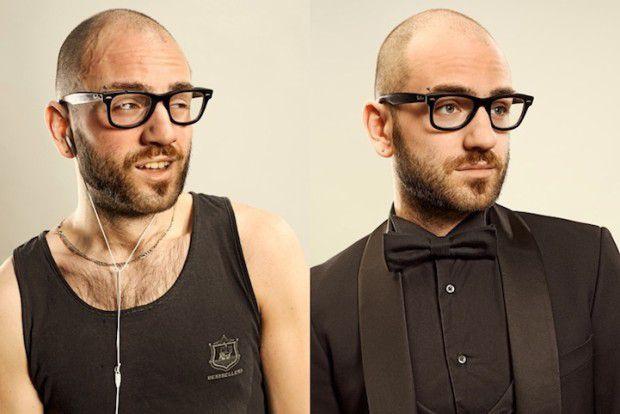 Люди до и после пробежки (19)