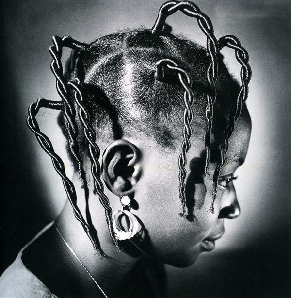 Прически девушек Африки (19)