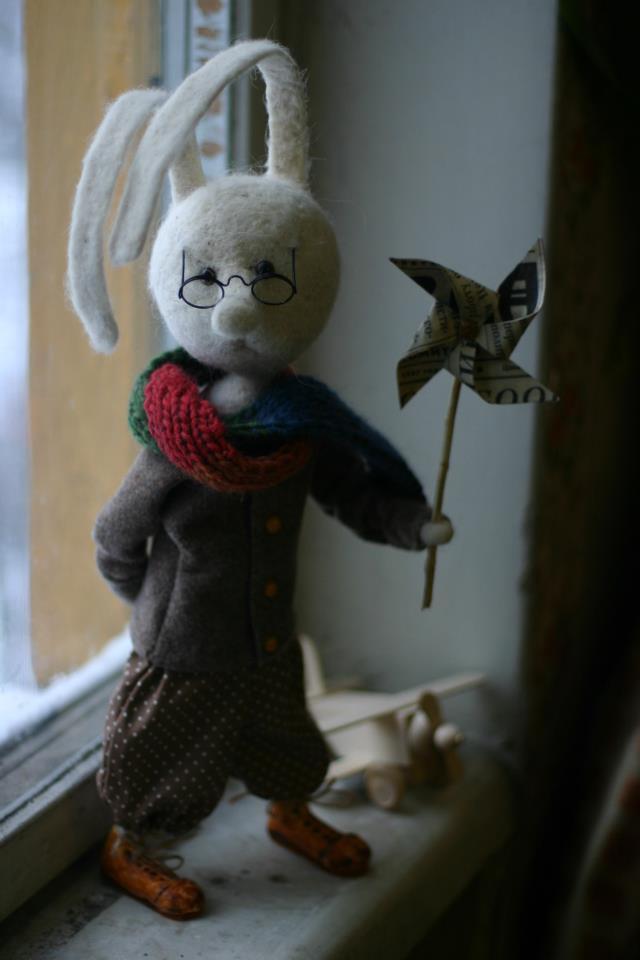 Волшебные войлочные куклы (24)