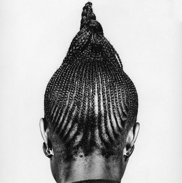 Прически девушек Африки (23)