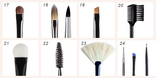 Кисти для макияжа и их описание (4)
