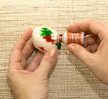 Декоративное окрашивание яиц (4)