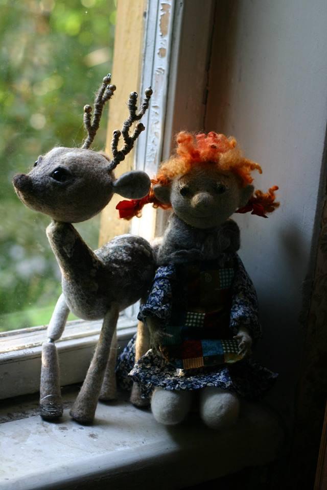 Волшебные войлочные куклы (43)