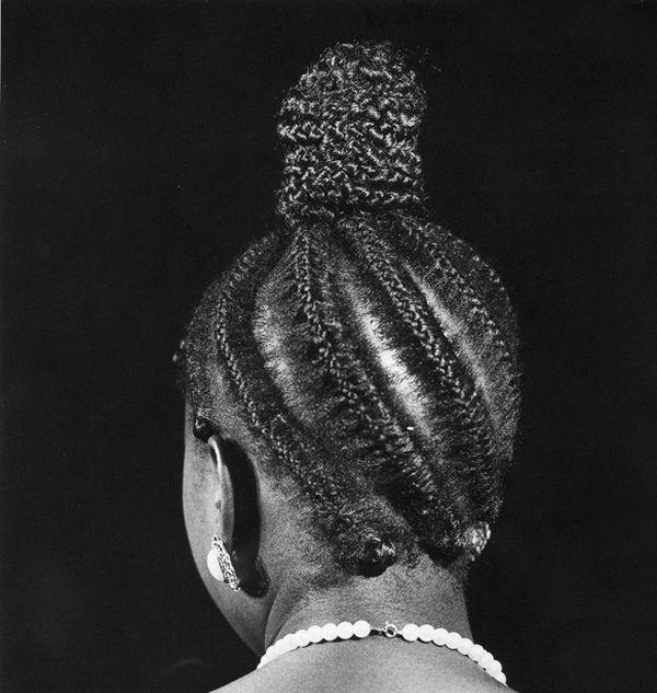 Прически девушек Африки (9)