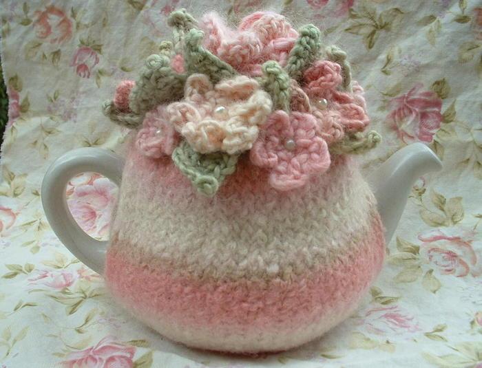 грелки на чайник своими руками (10)
