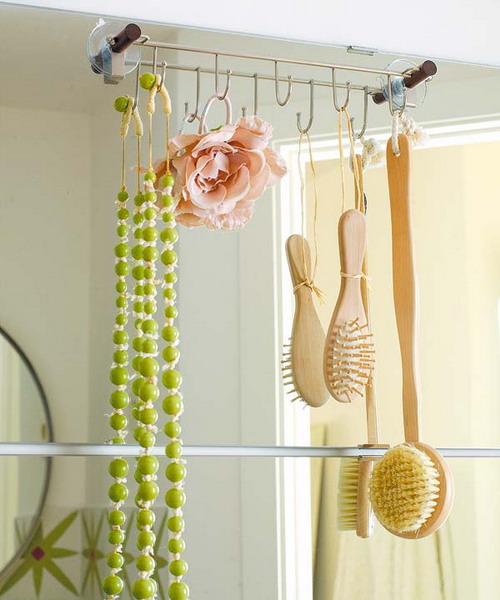 Самые лучшие идеи хранения вещей в ванной комнате (11)