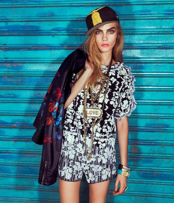 Модная фотосессия в журнале Vogue (1)