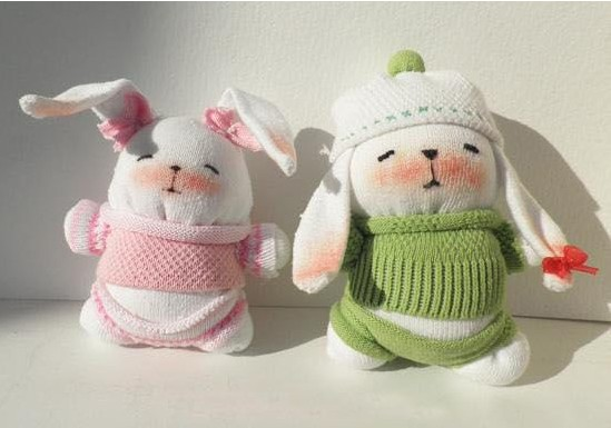 Шьем игрушки из носков (1)
