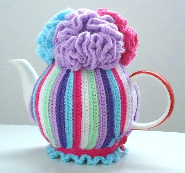 грелки на чайник своими руками (11)