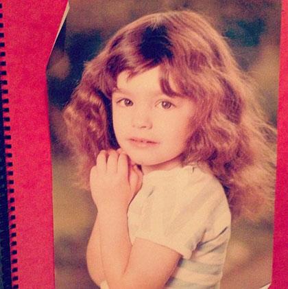 Фото знаменитостей в детстве (11)
