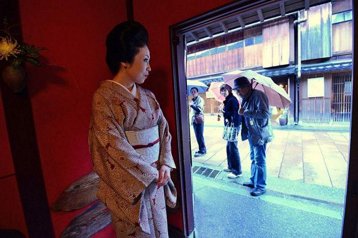 В гостях у гейши (1)