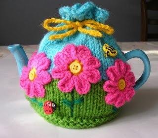 грелки на чайник своими руками (13)