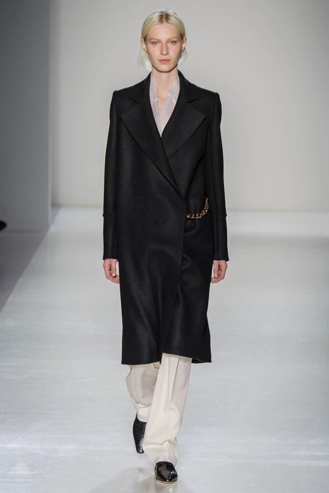 Неделя моды в Нью-Йорке: Victoria Beckham осень 2014 (13)