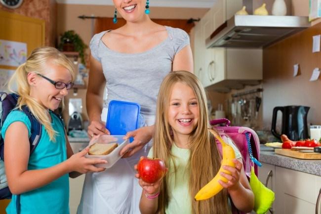 Шесть супер продуктов для вашего ребёнка (1)