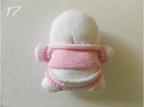 Шьем игрушки из носков (15)