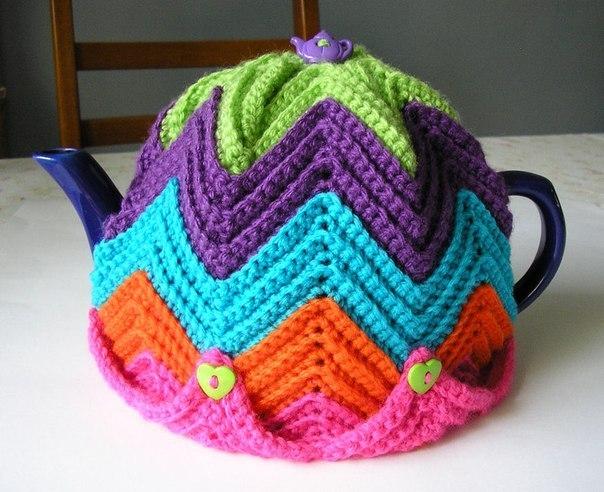 грелки на чайник своими руками (15)