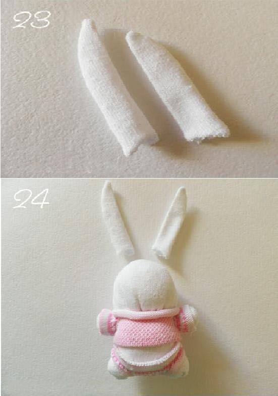 Шьем игрушки из носков (20)