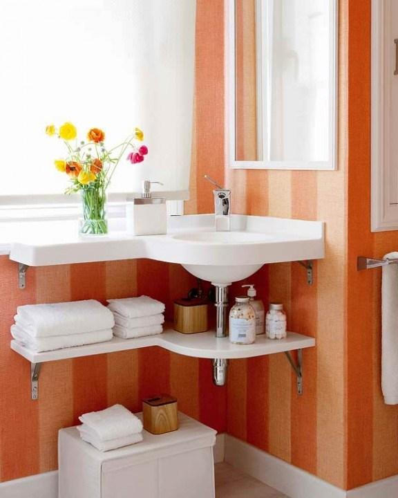 Самые лучшие идеи хранения вещей в ванной комнате (2)