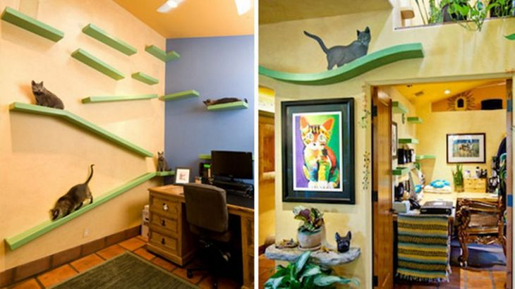 Домик для кошек (2)