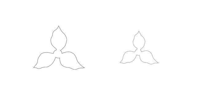 Красивые цветы из бумаги. Мастер-класс (3)