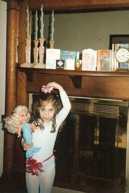 Фото знаменитостей в детстве (4)