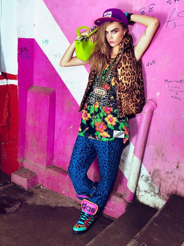 Модная фотосессия в журнале Vogue (5)