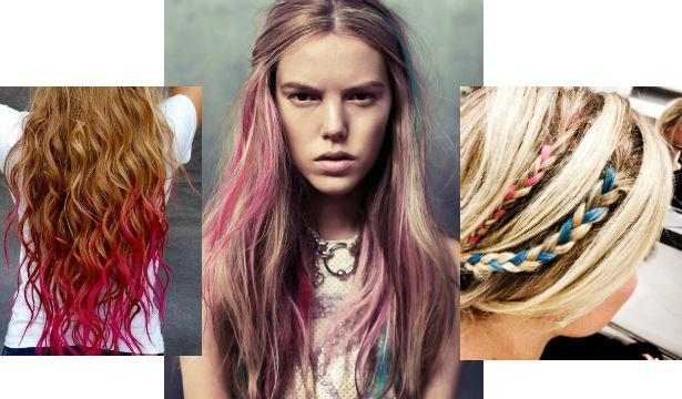 Цветные мелки для волос: как пользоваться (7)
