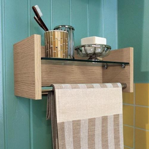 Самые лучшие идеи хранения вещей в ванной комнате (13)