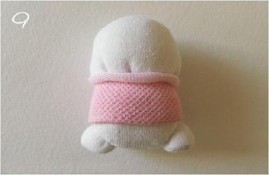 Шьем игрушки из носков (8)