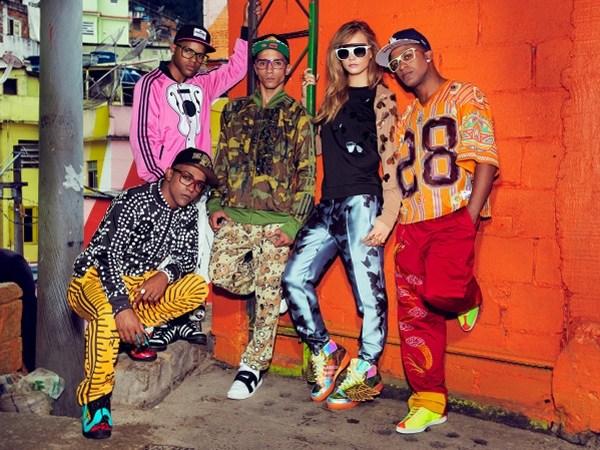 Модная фотосессия в журнале Vogue (9)