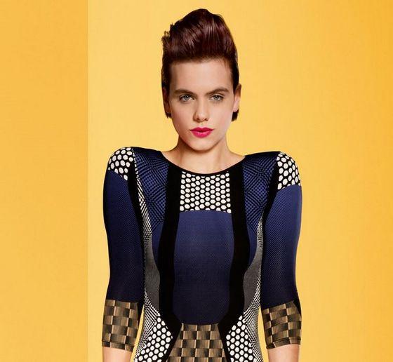 Модные прически 2014 (9)