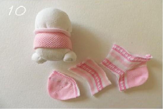 Шьем игрушки из носков (9)