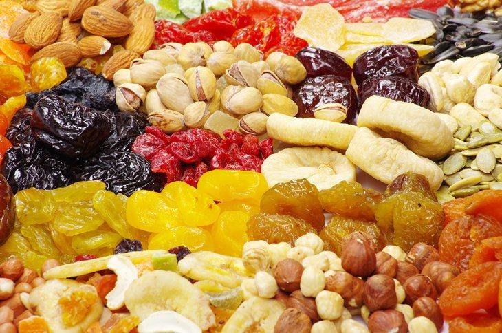 Диета на сухофруктах для быстрого похудания (1)