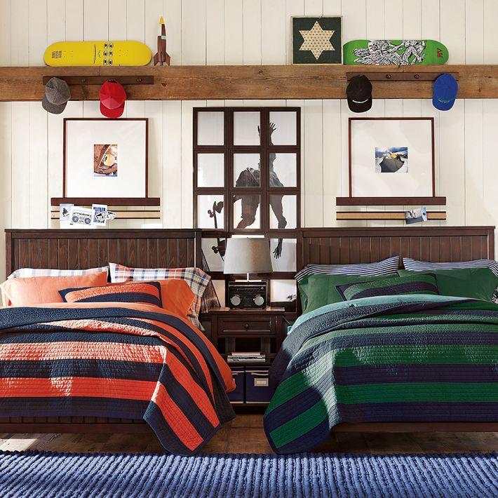 Убранство комнат американских подростков (1)
