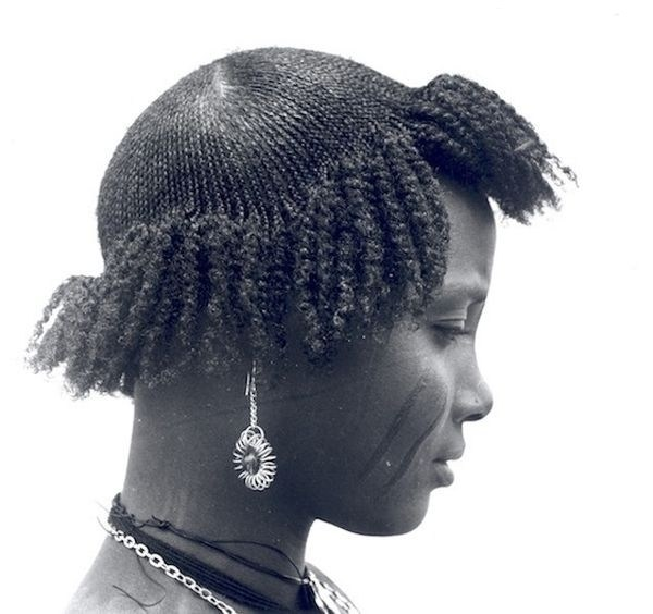 Прически девушек Африки (11)